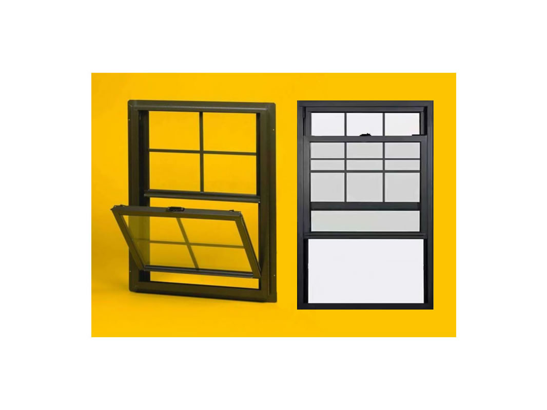 80系列美式提拉窗