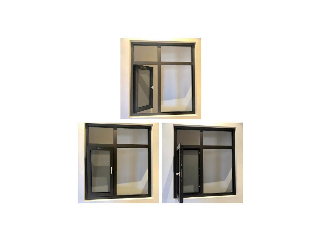 三功能金刚纱一体窗